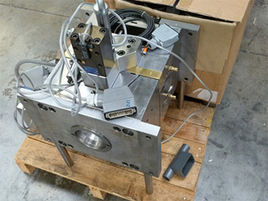 fabrication de moule pour injetcion plastique