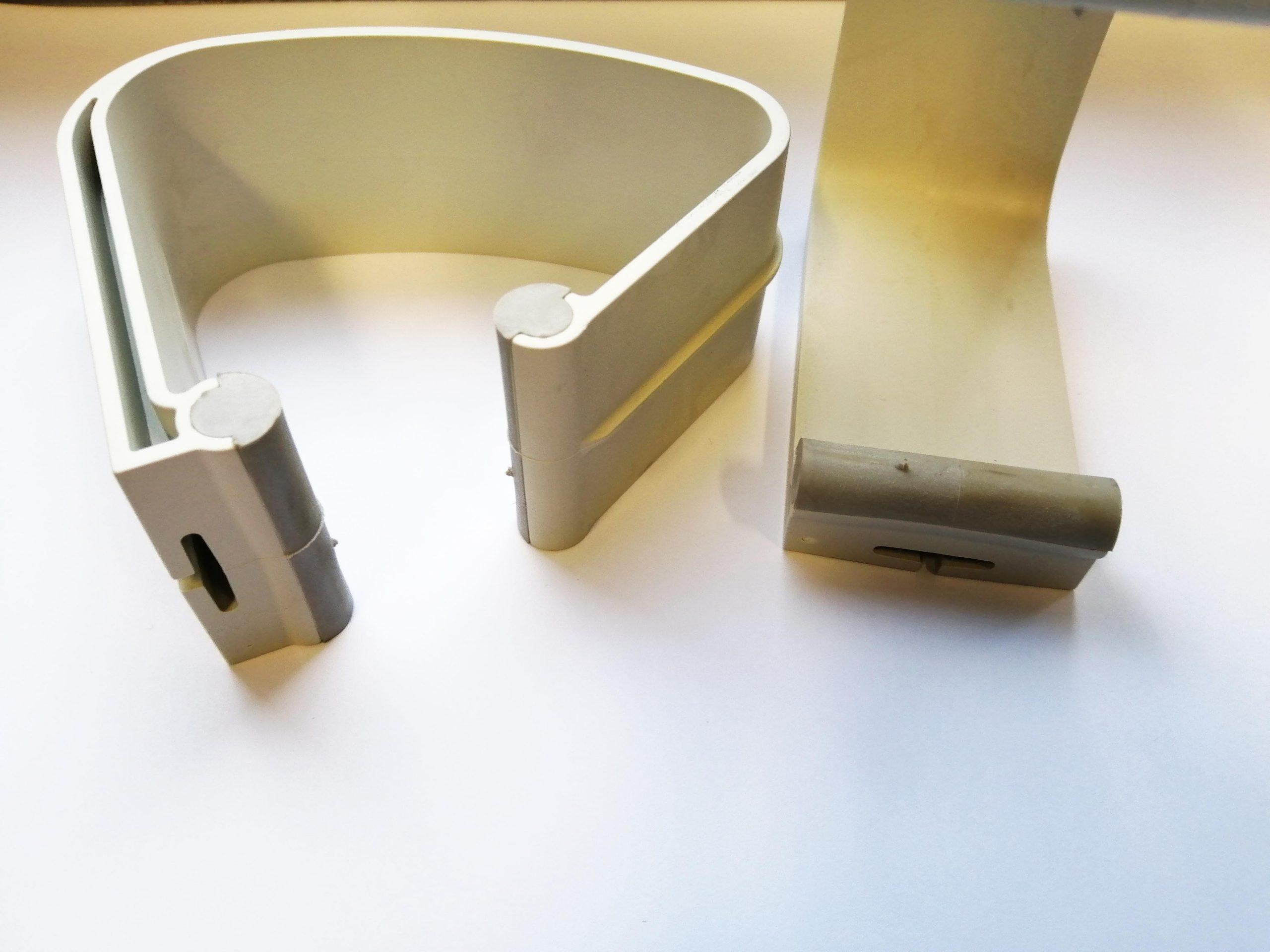 bimaterial parts